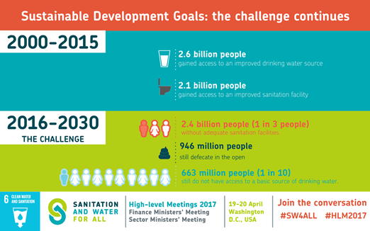 HLM Infographic 2- MDGs results SDGs Baselines