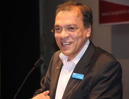 Dr. Iftekhar Zaman, Executive Director of Transparency International Bangladesh